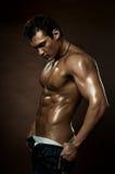 Homem 'sexy' Imagem de Stock Royalty Free