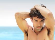 Homem 'sexy' Imagens de Stock