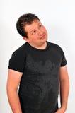 Homem simpático 6 Fotografia de Stock