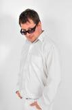 Homem simpático 63 Fotografia de Stock