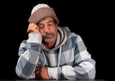 Homem triste Foto de Stock Royalty Free
