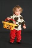 Homem velho do bebê de nove meses Imagens de Stock Royalty Free
