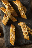 Homemade Almond Biscotti Pastry Royalty Free Stock Photography