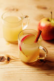 Homemade Apple Cider Stock Images