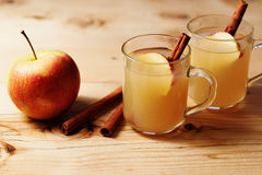 Homemade Apple Cider Royalty Free Stock Image