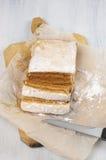 Homemade apple paste (marshmallow) Royalty Free Stock Photos