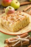 Homemade apple pie Royalty Free Stock Images