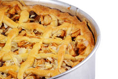 Homemade apple pie. Stock Photography