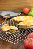 Homemade Apple Pie Royalty Free Stock Photo