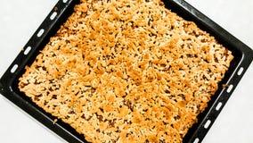 Homemade Apple Pie / Elmali Turta Royalty Free Stock Images
