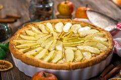 Homemade apple Stock Photo