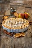 Homemade apple Stock Photography