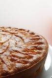 Homemade apple tart Stock Image