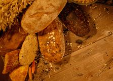 Homemade baked goods Stock Photo