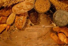 Homemade baked goods Stock Images