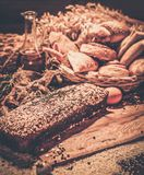 Homemade baked goods Royalty Free Stock Photography
