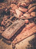 Homemade baked goods Stock Photography