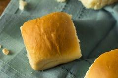 Homemade Baked Sweet Hawaiian Buns Royalty Free Stock Photography