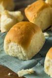 Homemade Baked Sweet Hawaiian Buns Stock Photo