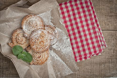 Homemade bakery Stock Photo