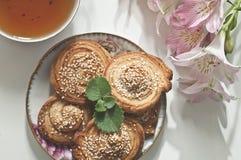 Homemade bakery Royalty Free Stock Image