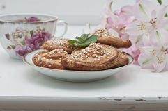 Homemade bakery Royalty Free Stock Photography