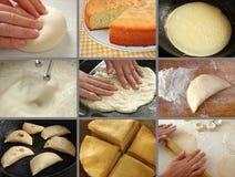 Homemade baking Royalty Free Stock Image