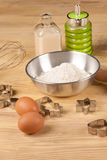 Homemade baking at home Royalty Free Stock Images