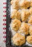 Homemade Balkan Dessert Stock Image