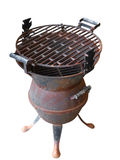 Homemade Barbecue Royalty Free Stock Photography