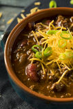 Homemade Beef Chili Con Carne Royalty Free Stock Photography