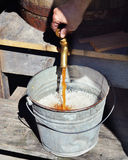 Homemade Beer Stock Photo