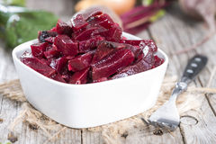 Homemade Beetroot Salad Stock Images