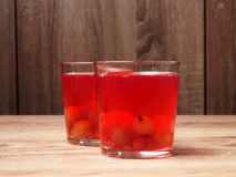 Homemade beverage Stock Images