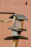 Homemade Bird feeder Royalty Free Stock Image