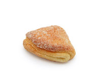 Homemade biscuit, isolated Stock Photography