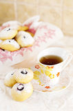 Homemade biscuits Stock Images
