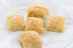 Homemade biscuits Stock Image