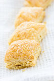 Homemade biscuits Royalty Free Stock Photo