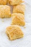 Homemade biscuits Royalty Free Stock Photos