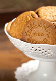 Homemade biscuits Stock Photos