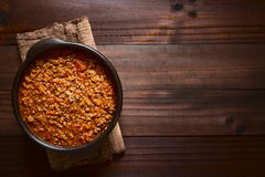 Homemade Bolognese Sauce Stock Photos