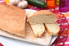 Homemade bread Royalty Free Stock Image