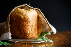 Homemade bread baked Royalty Free Stock Image