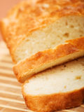 Homemade bread with baking powder Royalty Free Stock Photos