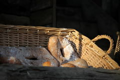 Homemade bread Royalty Free Stock Photo