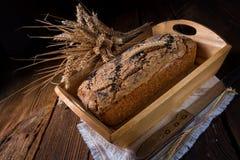 Homemade bread Stock Photography