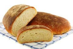 Homemade bread. Stock Image