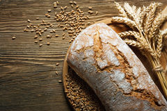 Homemade bread Royalty Free Stock Images