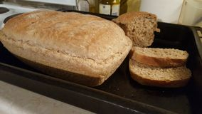 Homemade bread. Originally from Argentina Royalty Free Stock Images